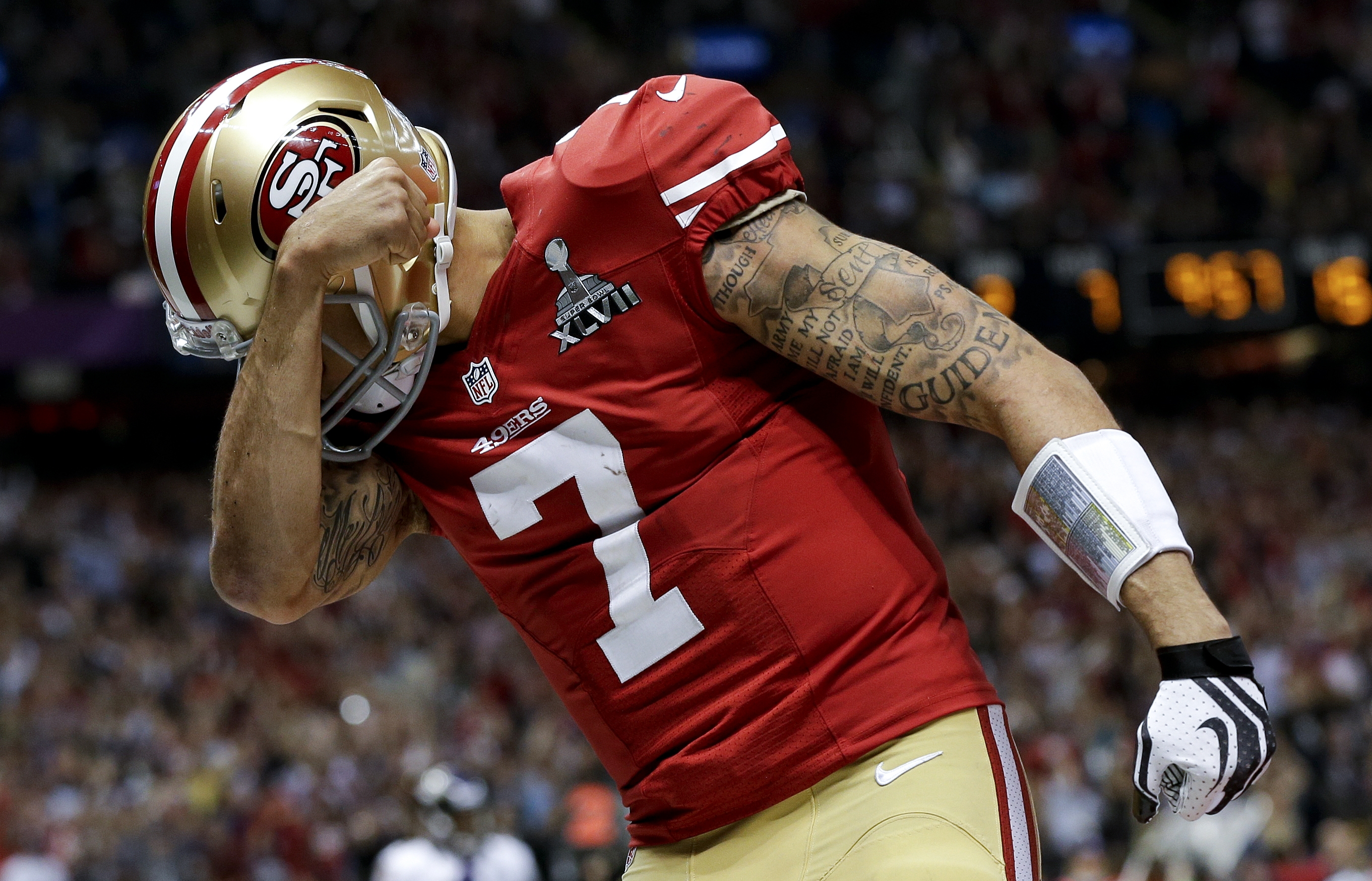 Colin Kaepernick hd wallpaper High Quality Wallpapers 2722x1748