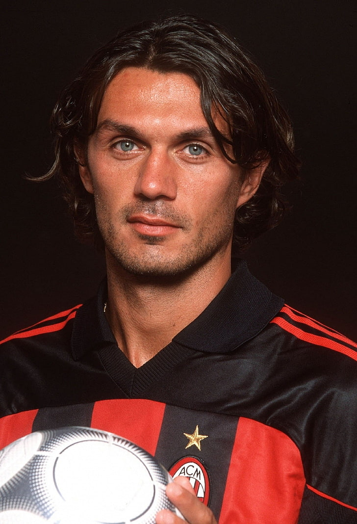 HD wallpaper men ac milan football stars football ball paolo 728x1068