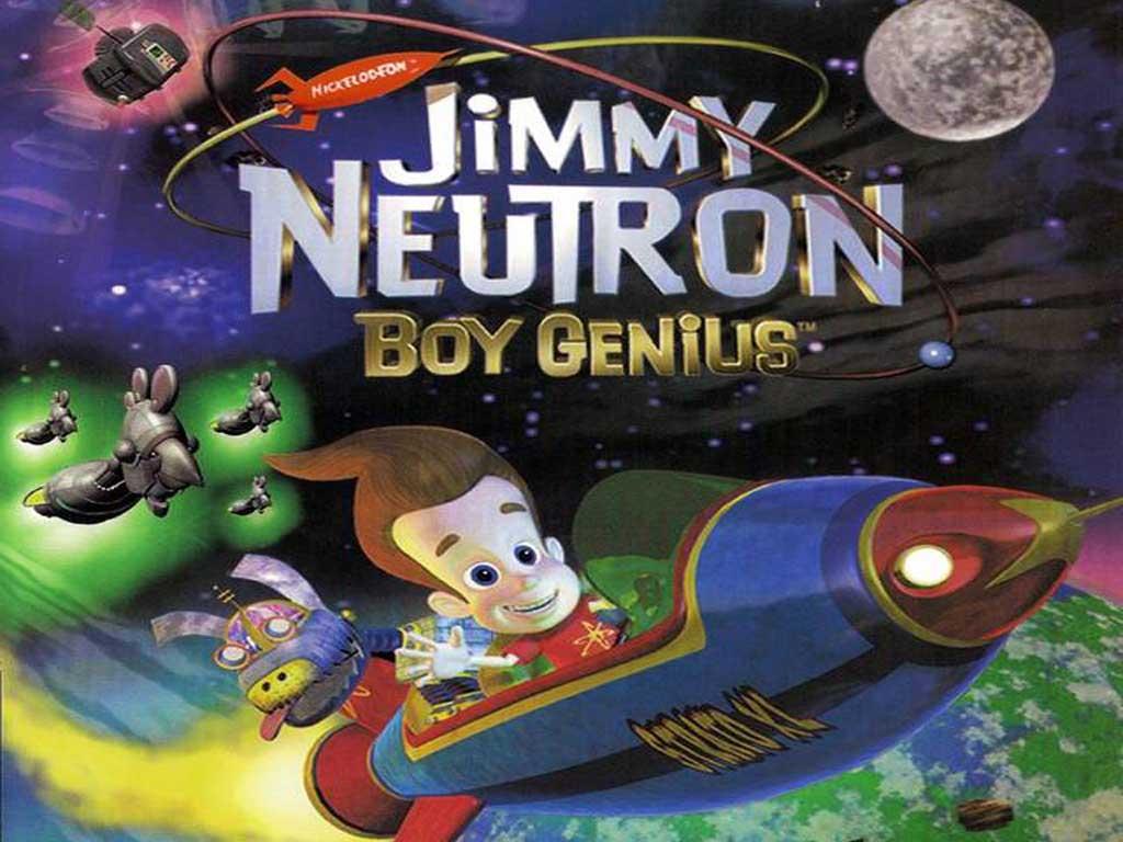 Download Jimmy Neutron Cartoon Wallpapers 1024x768