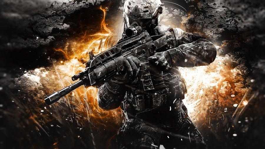 47 Awesome Call Of Duty Wallpapers On Wallpapersafari
