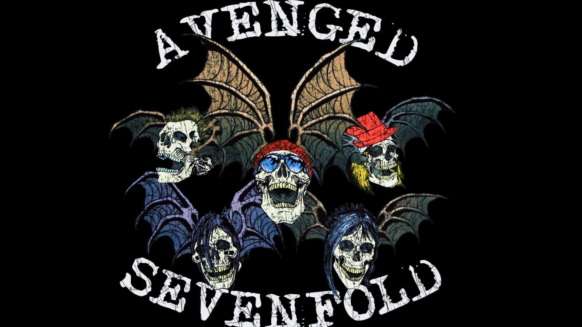 Avenged Sevenfold wallpaper 13595 1920x1080