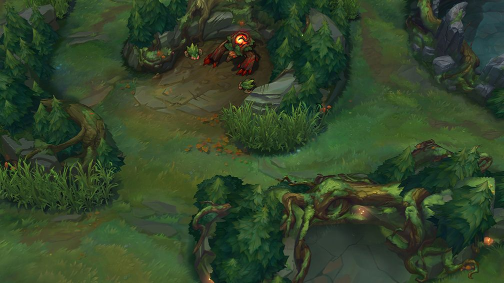 Summoners Rift update hits League of Legends PBE PC Gamer 1008x567