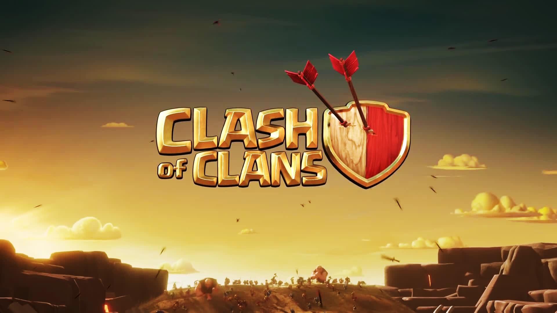 Clash of Clans HQ Desktop Wallpaper 15986   Baltana 1920x1080