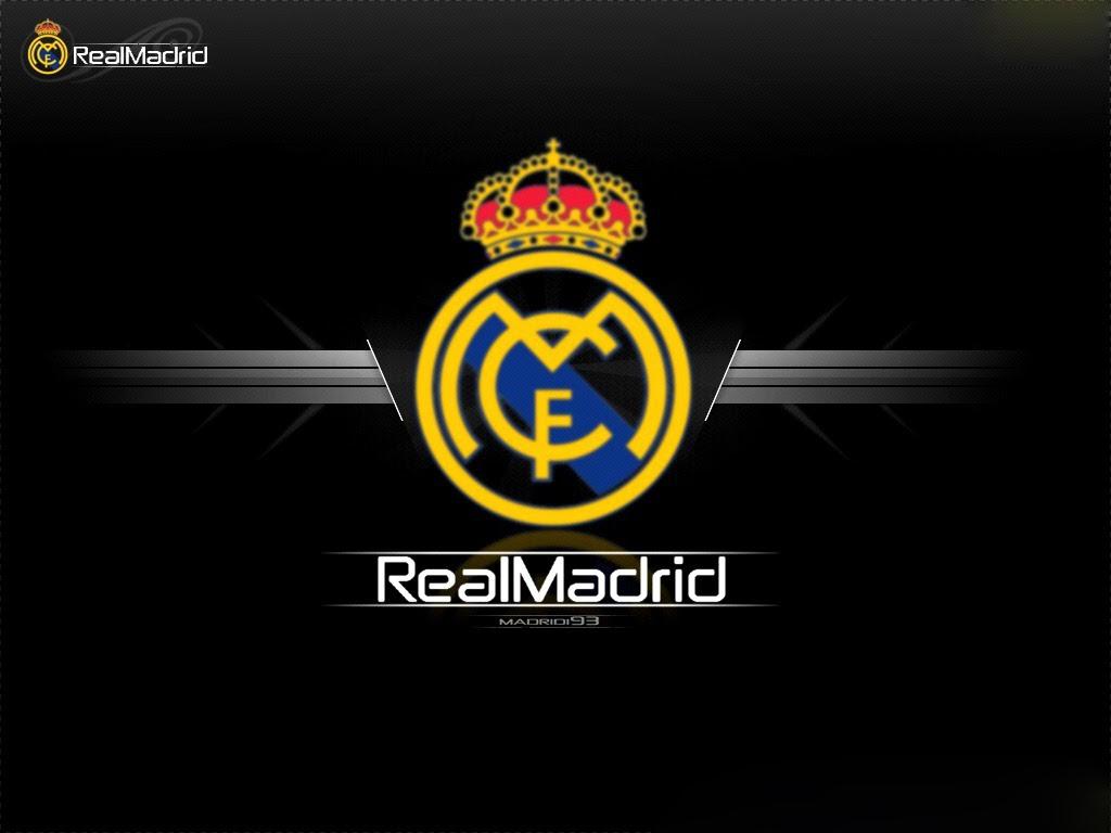 Real Madrid Logo Wallpaper HD 1024x768
