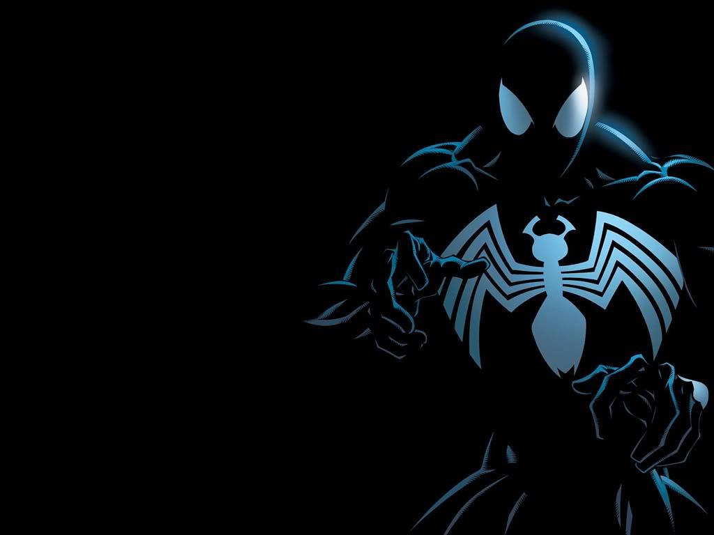71+] Black Spiderman Wallpaper on WallpaperSafari