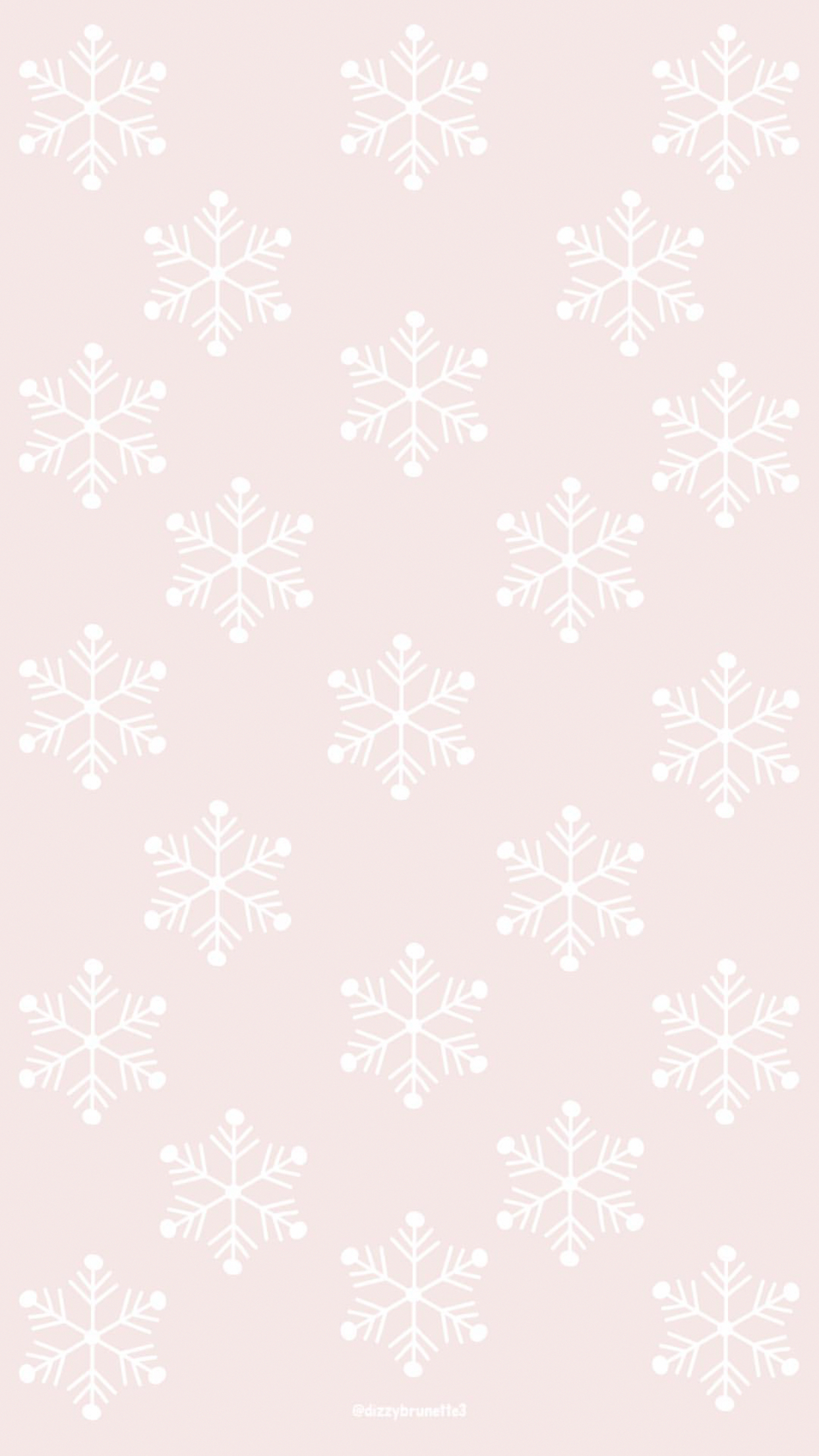 pattern snowflakes winter iphonewallpaper Wallpaper iphone 1242x2208
