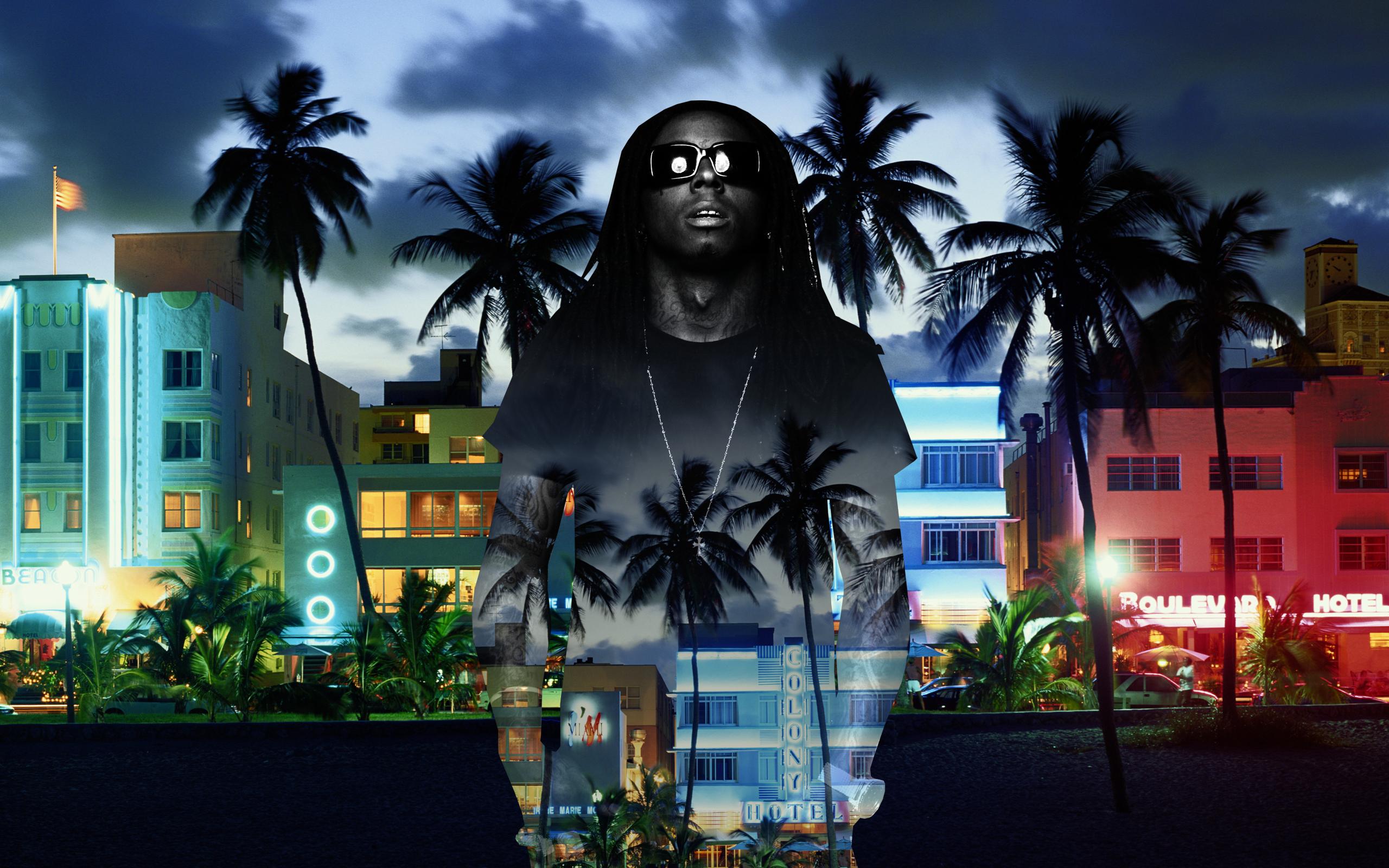 Lil Wayne HD 18 Rap Wallpapers 2560x1600