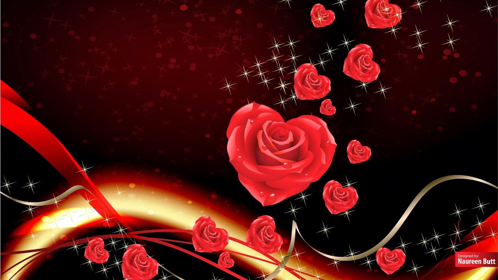 free valentines day desktop wallpaper   wwwhigh definition wallpaper 1600x900