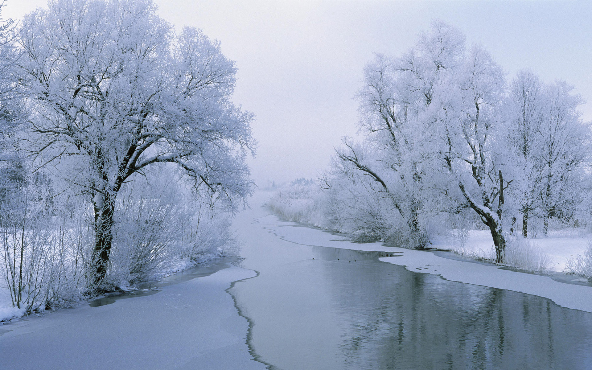 Frozen River wallpapers and images   wallpapers pictures photos 1920x1200