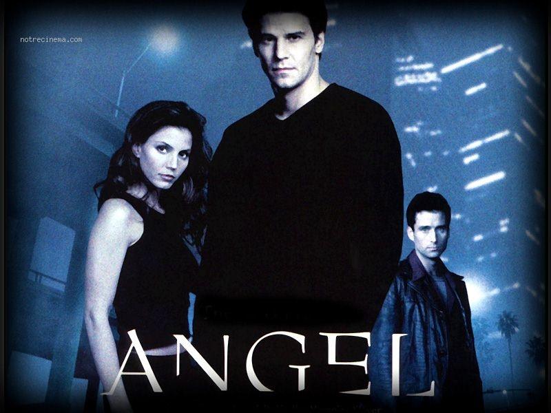 Angel Angel la srie TV 800x600