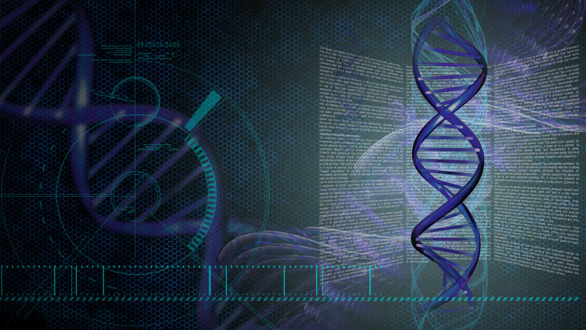 DNA Wallpaper by Not Normal Products 1191x670