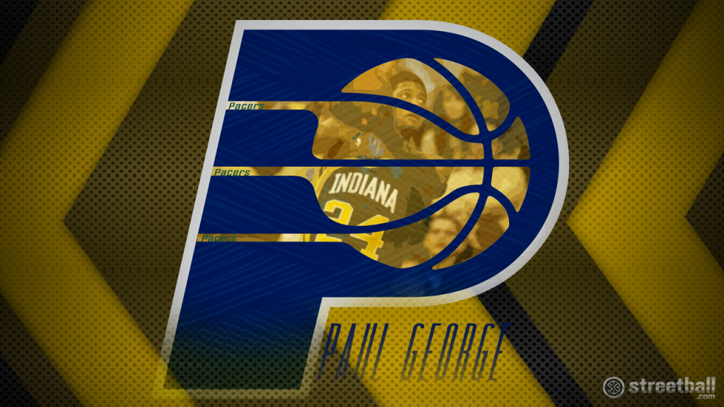 Download Indiana Pacers Logo Wallpaper pictures in high definition or 1024x576