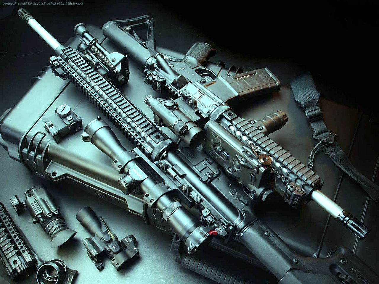 Free Gun Wallpapers For Desktop