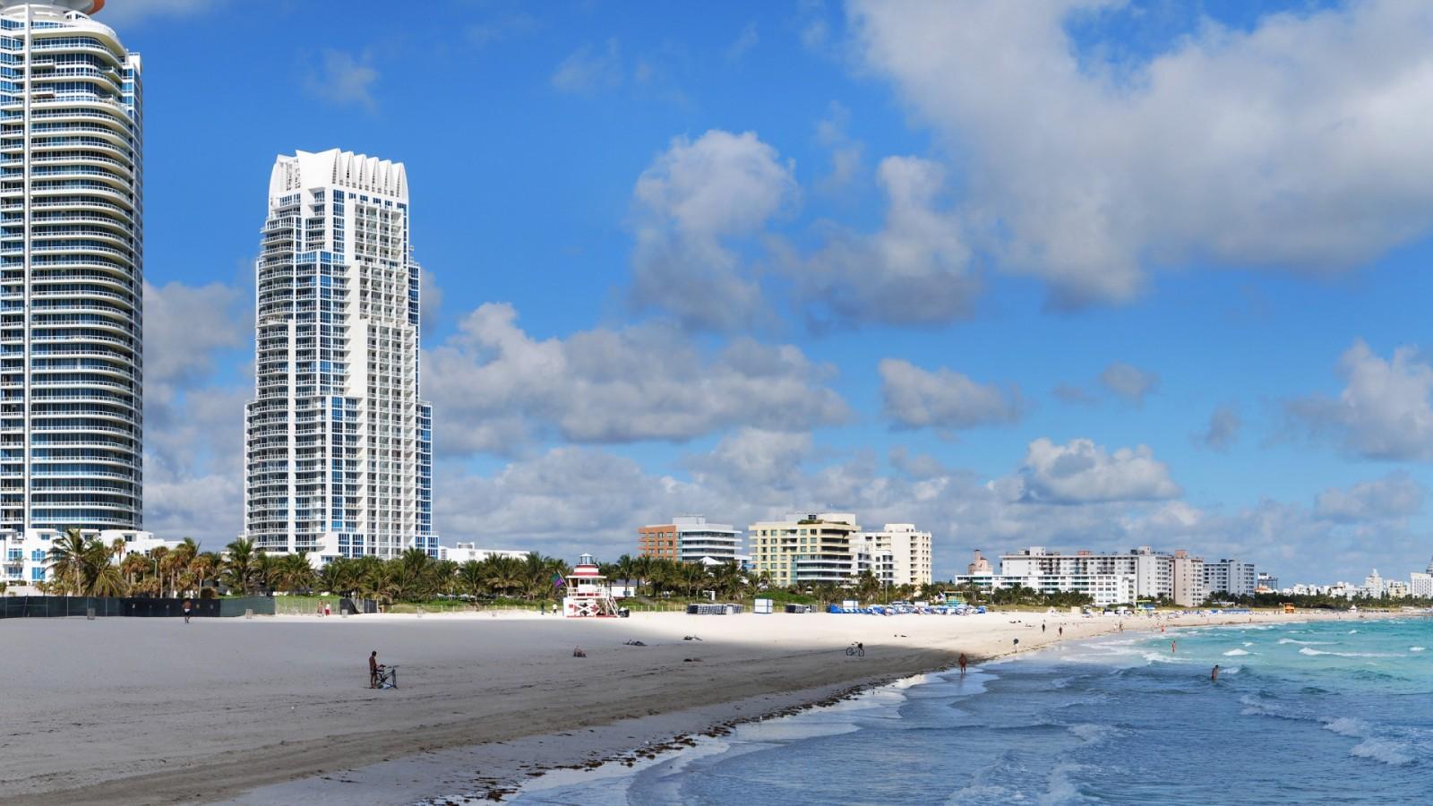 Miami South Beach Florida Pictures HD Wallpaper Miami South Beach 1600x900