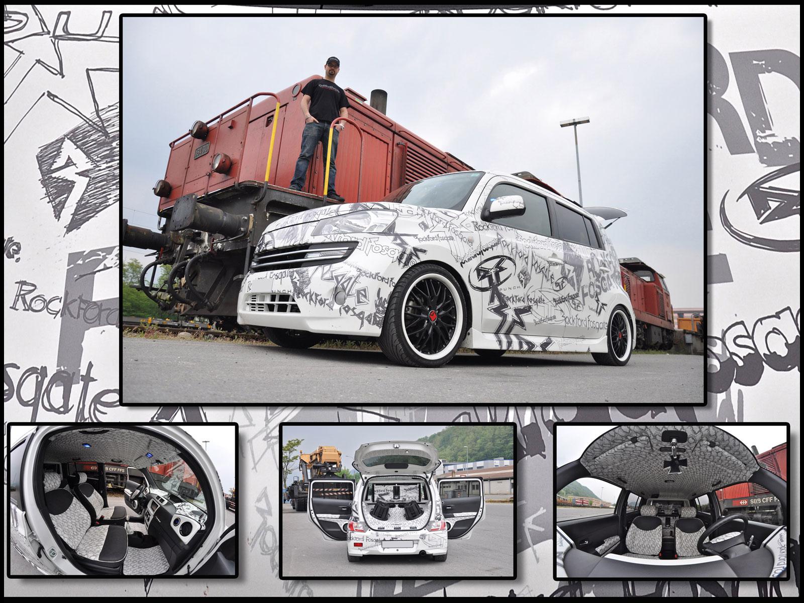 Rockford Fosgate   WALLPAPER 1600x1200