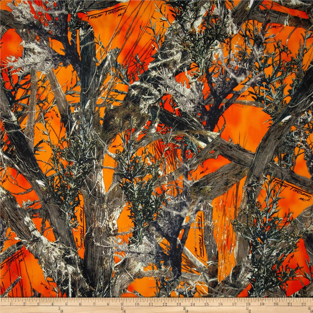 Orange Camouflage Wallpaper Timber outdoors camouflage 1000x1000