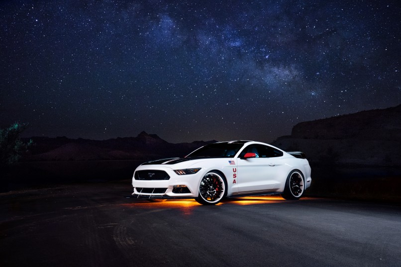 Ford Mustang Apollo Edition 4K UHD Wallpaper WallpaperEVO Wallpapers 806x537