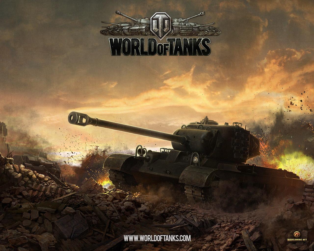 World of Tanks Wallpaper HD - WallpaperSafari