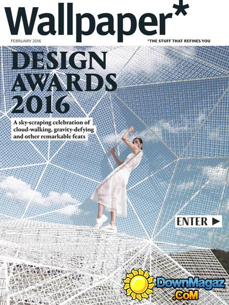 Wallpaper   February 2016 Download PDF magazines   Magazines 450x600