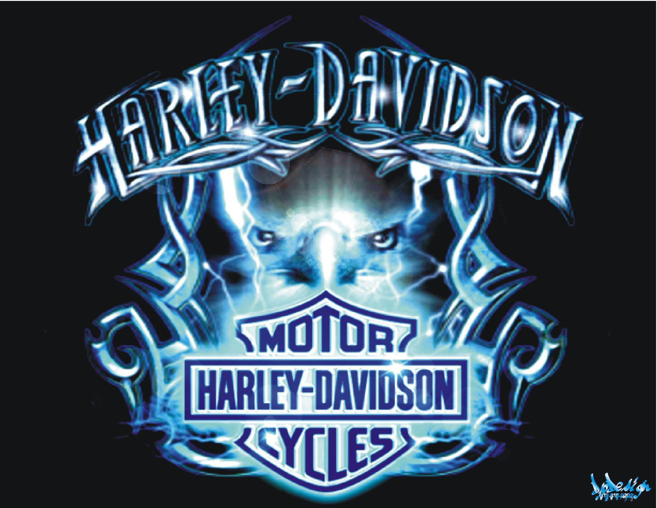 Harley Davidson Logo Wallpapers 2199x1699