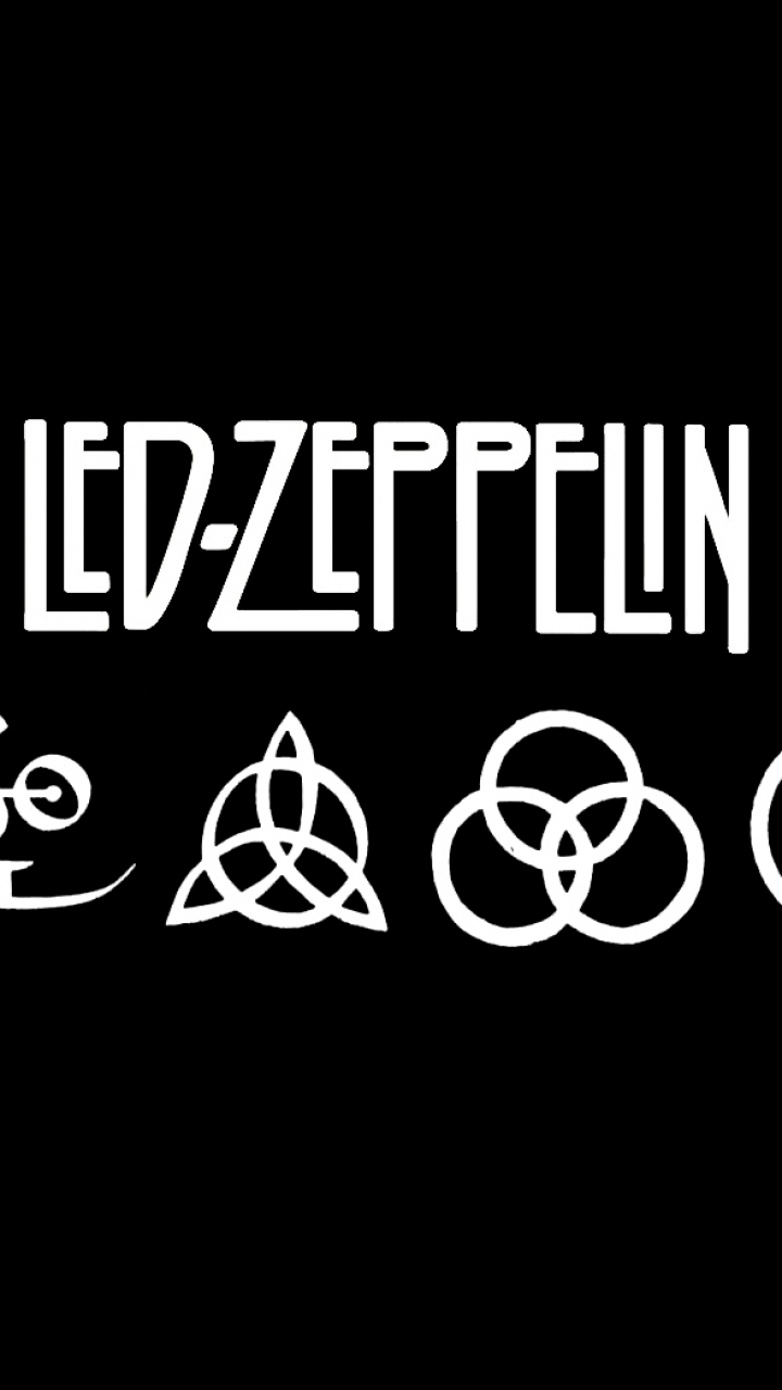 48 Led Zeppelin Phone Wallpaper On Wallpapersafari