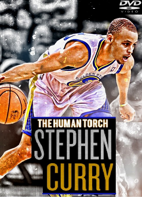 Stephen Curry Human Torch Stephen curry the human torch 487x676