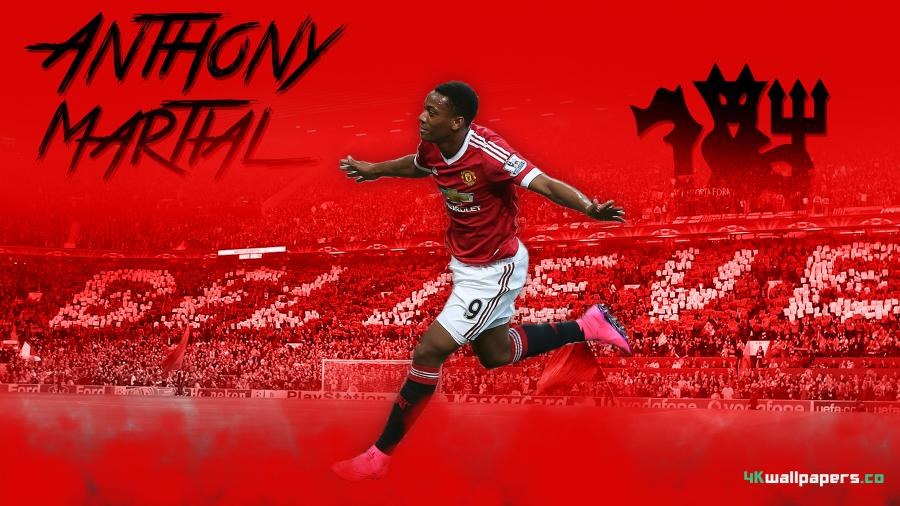 Anthony Martial 2015 Man United FC Ultra HD Wallpapers 900x506