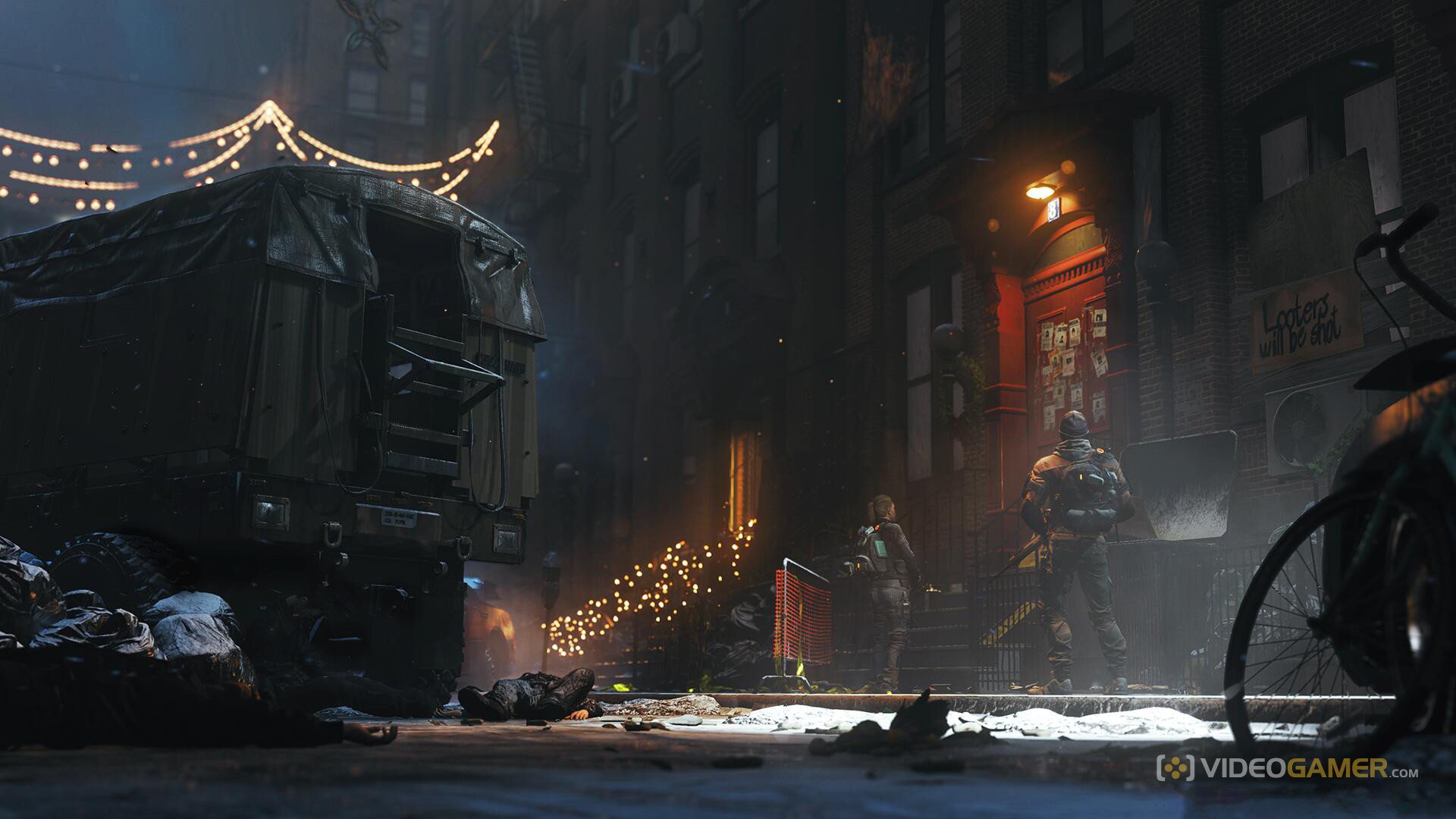 Tom Clancys The Division Video Game 36 High Resolution Wallpaper 1920x1080