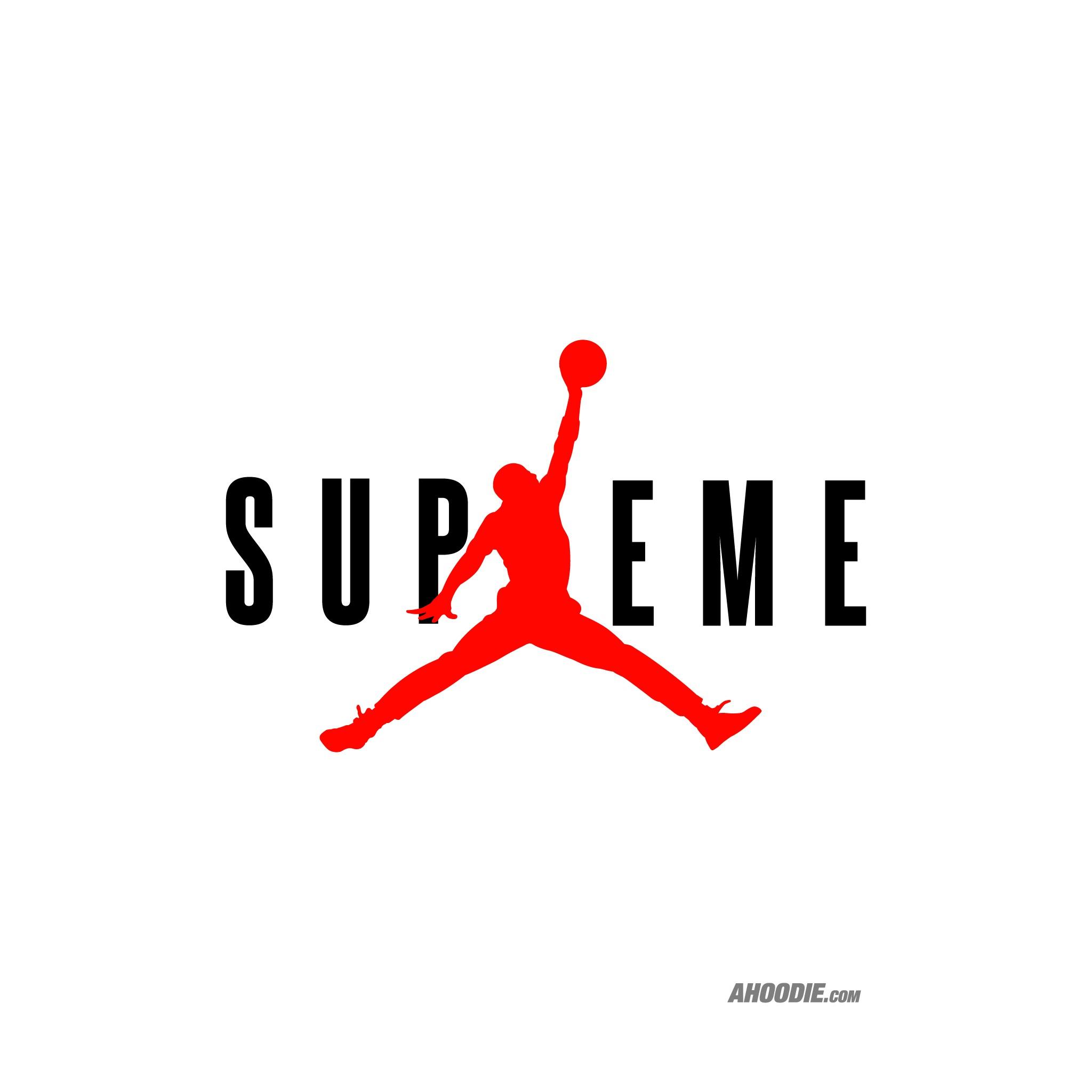 Ahoodie Supreme x Jordan 2048x2048