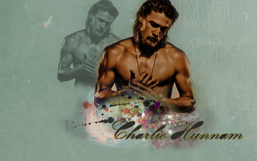 Charlie Hunnam Wallpaper by Xocoley25oX 900x563