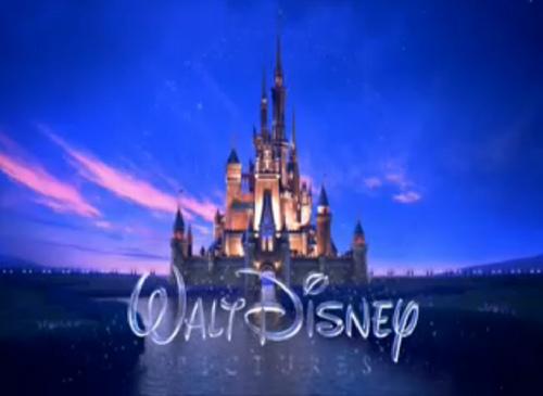 Pin Download Wallpaper Walt Disney Logo Castle Desktop On Picture 500x365