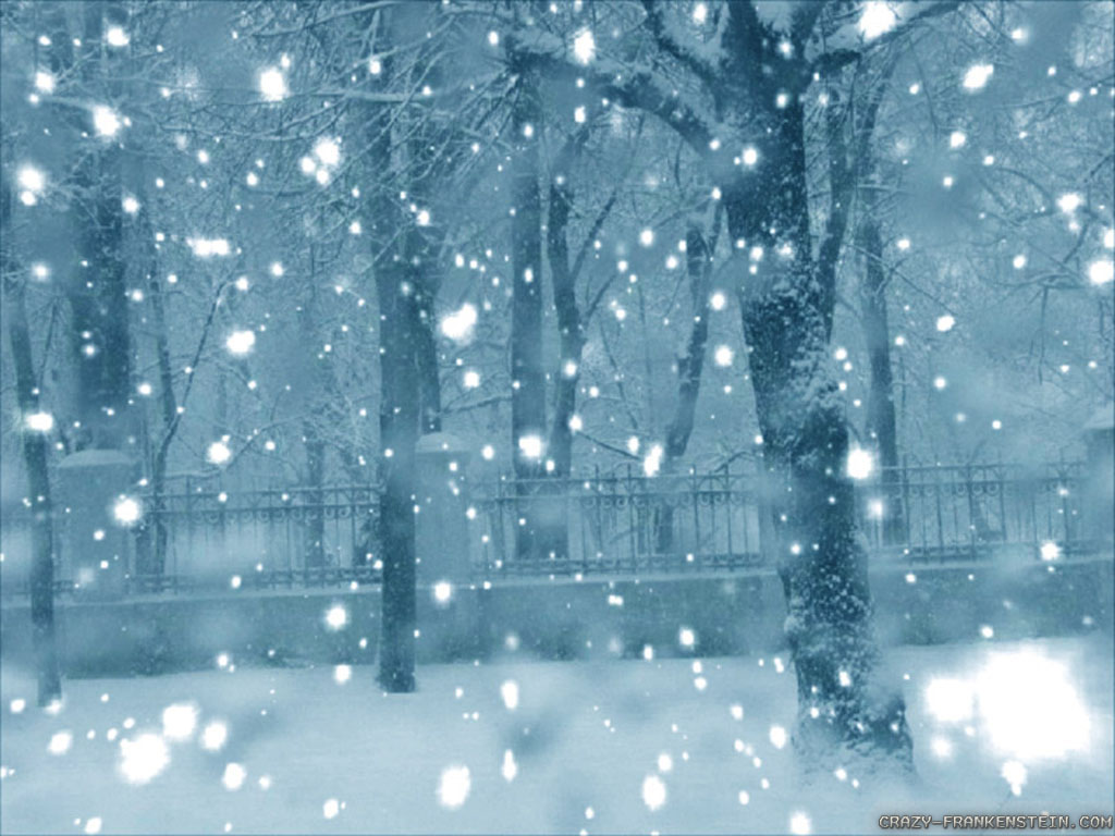 49 animated snow falling wallpaper on wallpapersafari - Free screensavers snowflakes falling ...