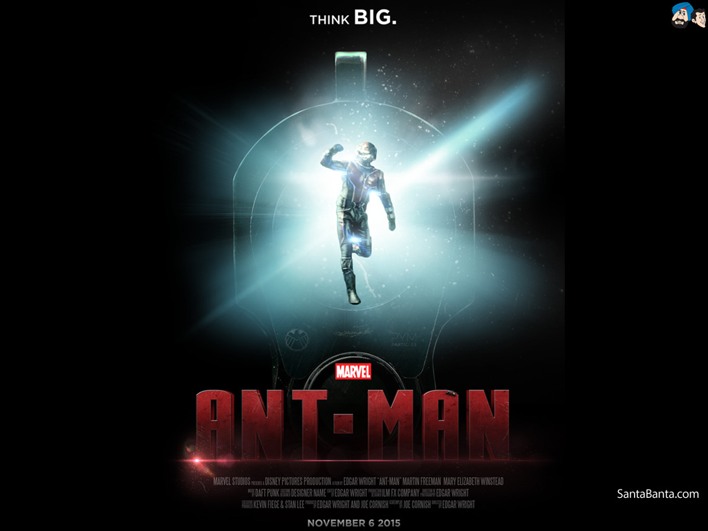Ant Man HD Movie Wallpaper 3 1024x768
