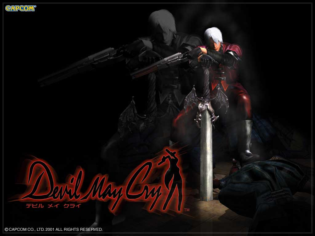 Devil May Cry 3 Wallpapers For Pc 1024x768