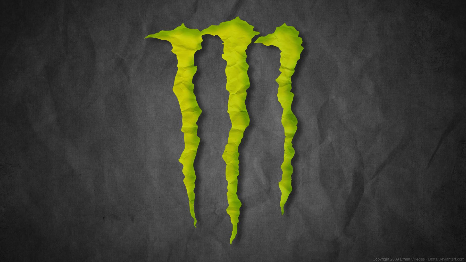 Monster Energy Logo wallpaper 18080 1920x1080