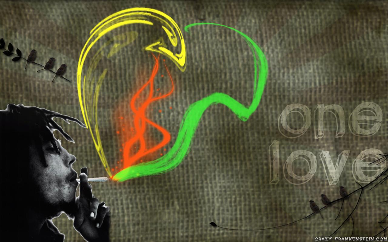 Download Bob Marley One Love Music Wallpaper | Full HD Wallpapers