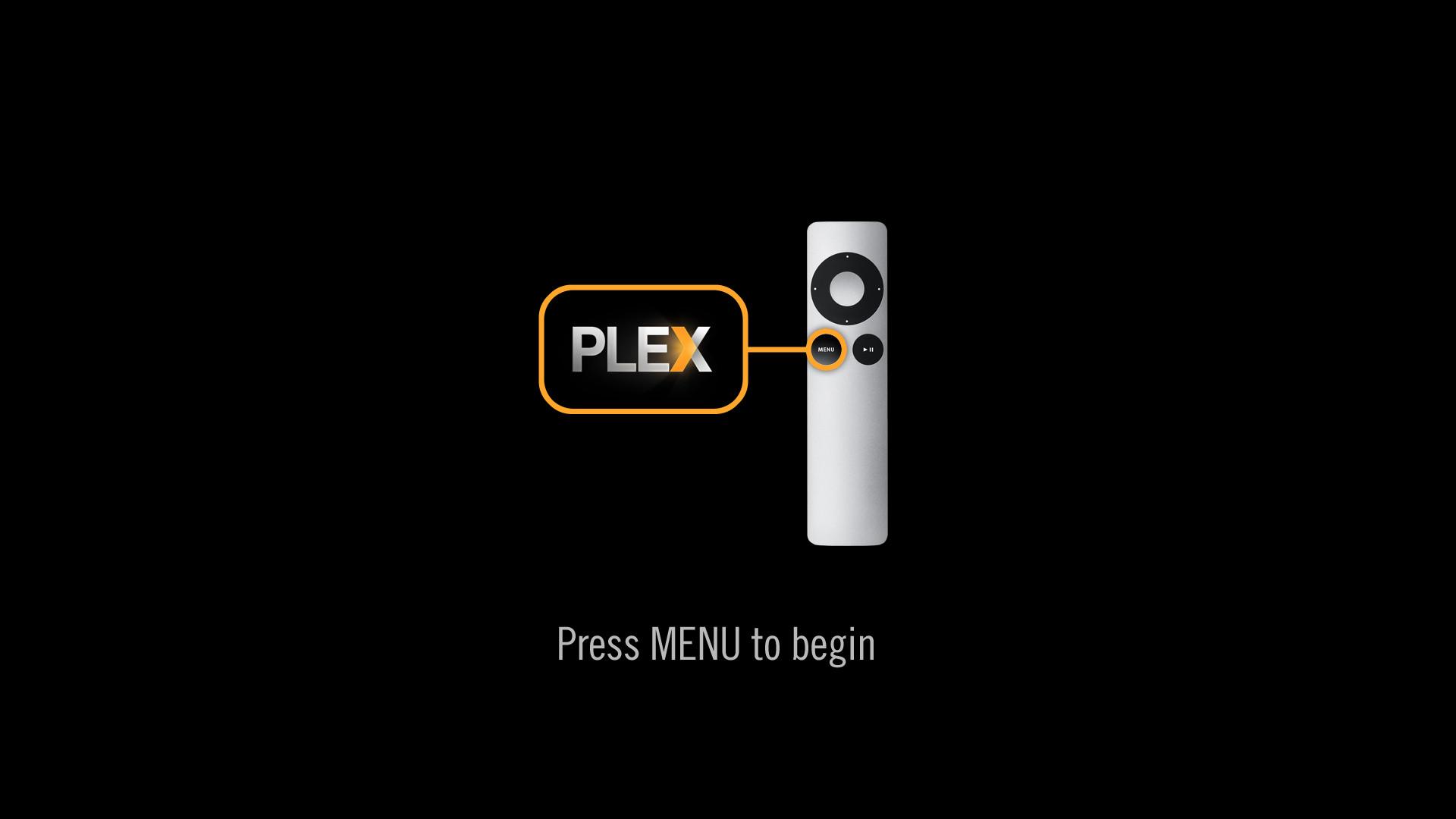 Plex Media Server Wallpaper