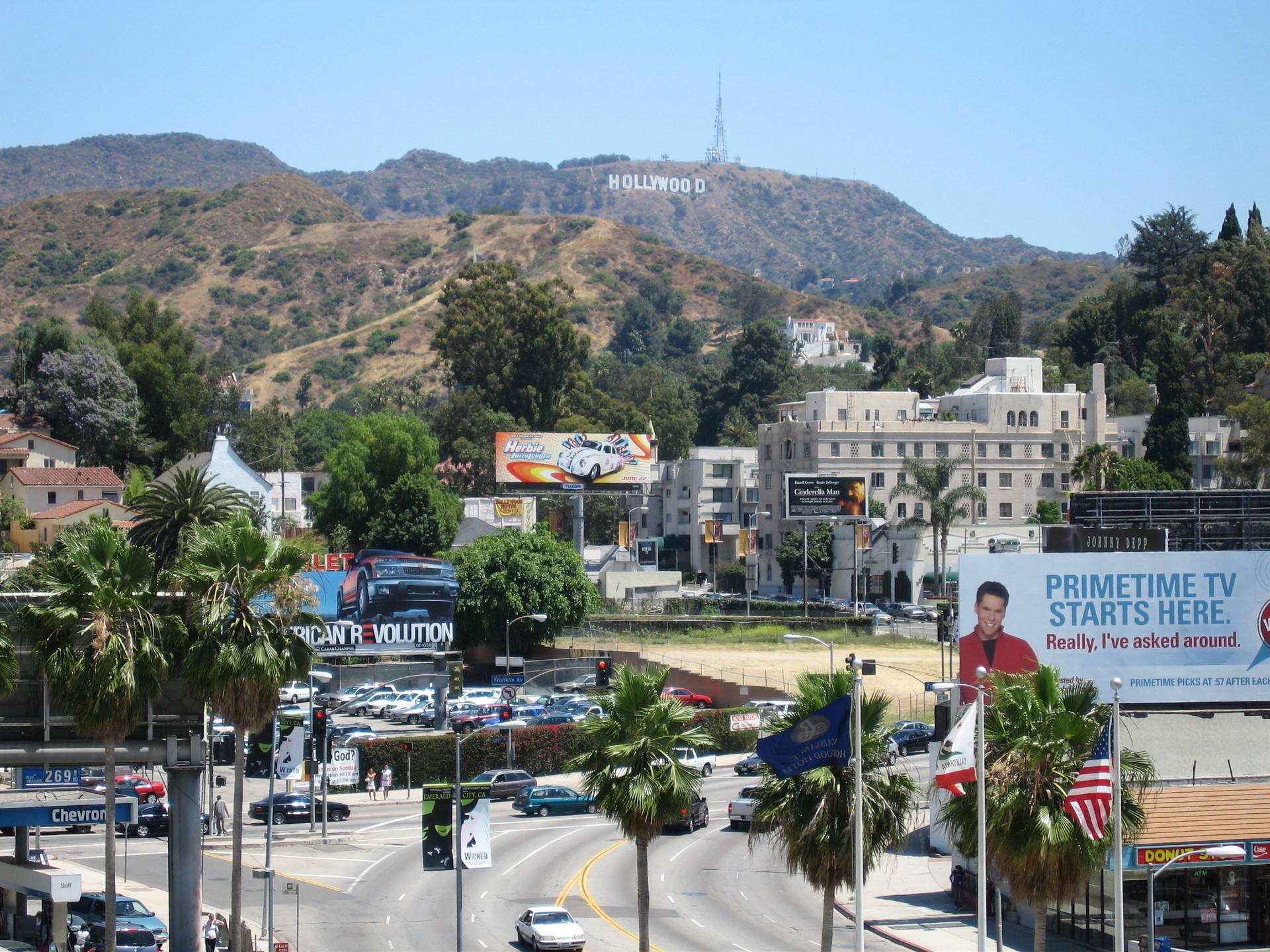 Hollywood   Los Angeles Wallpaper 1105950 1920x1440