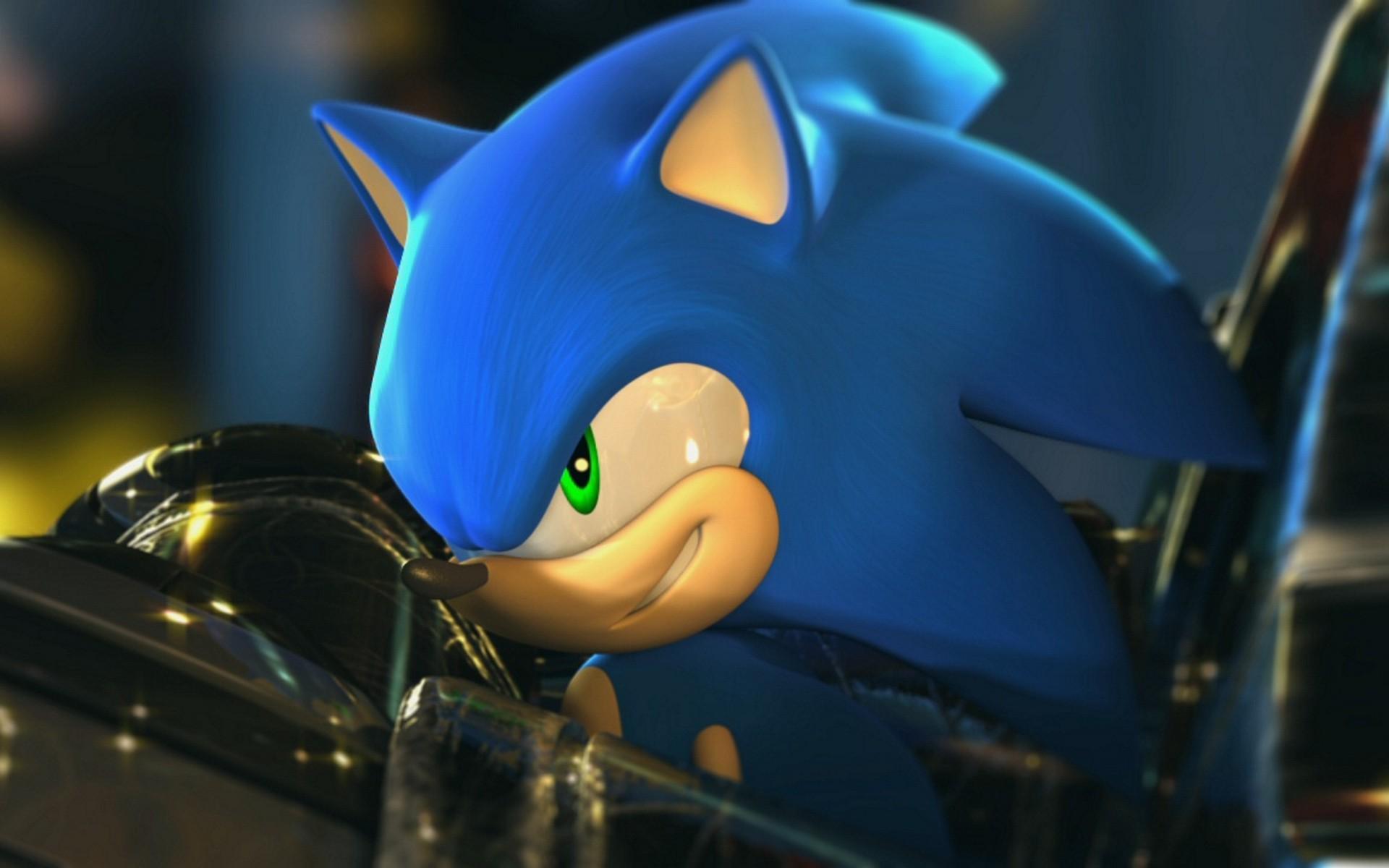 Sonic HD Wallpaper WallpaperSafari