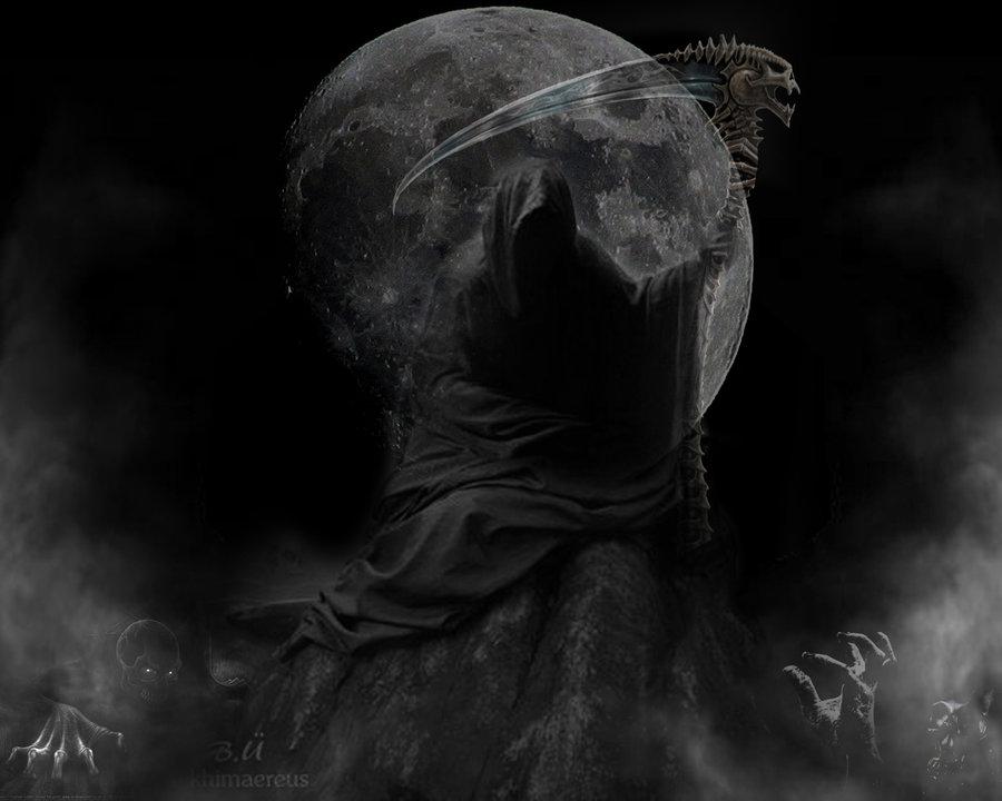 Grim Reaper Wallpaper by L1thum 900x720