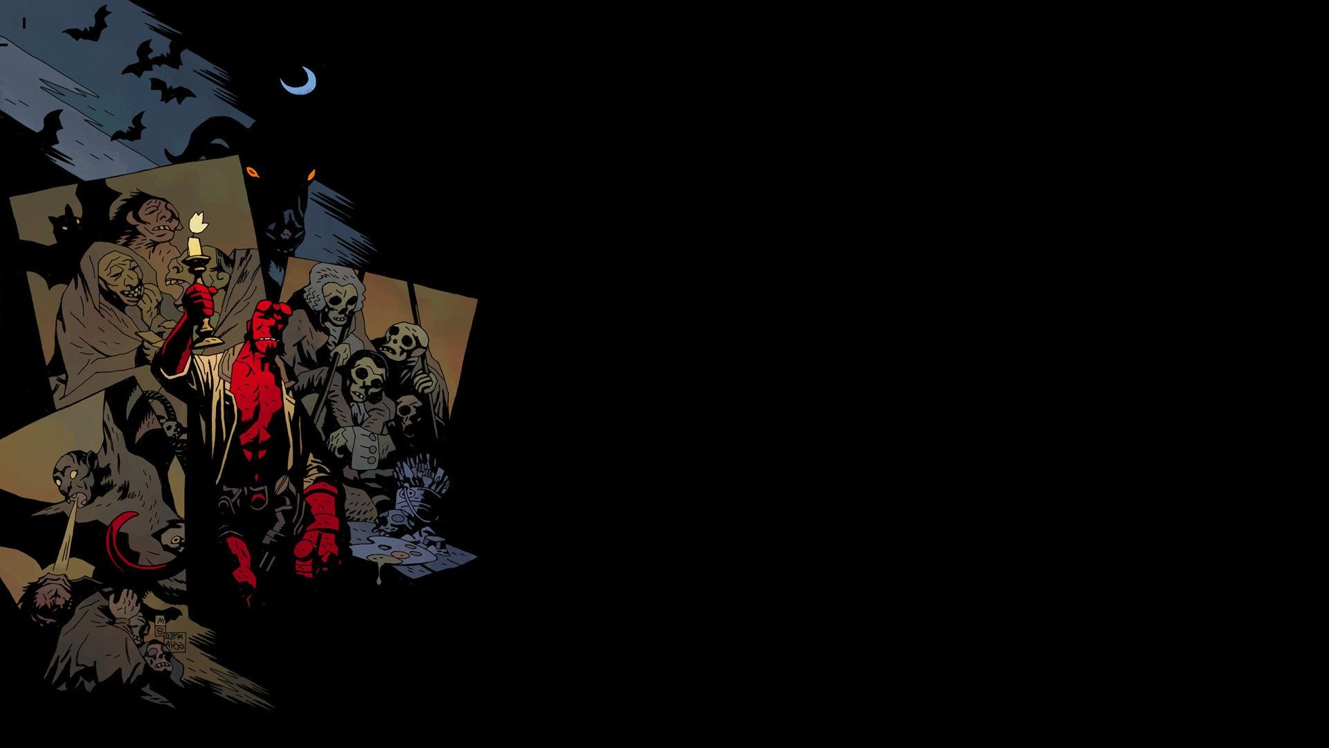 Hellboy Computer Wallpapers Desktop Backgrounds 1920x1080 ID 1920x1080