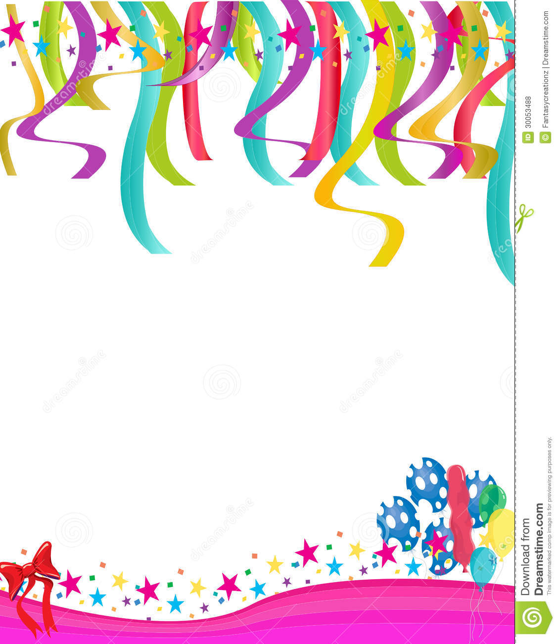Party invitation Birthday Party Background Design 1130x1300