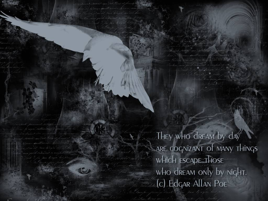 Poe Quotes 4 A picture with a Edgar Allan Poe quote Edgar Allan Poe 1024x768
