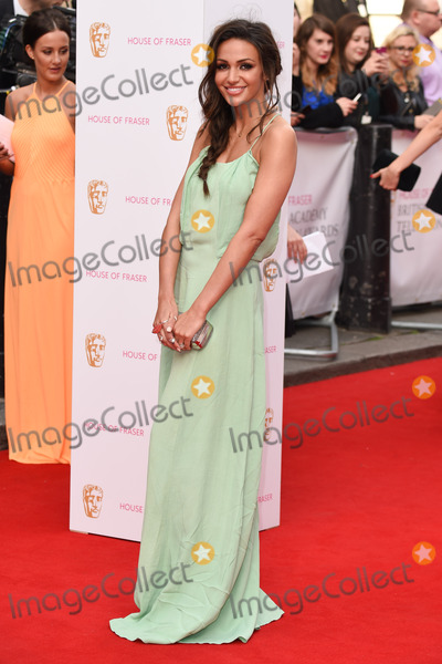 Photos and Pictures   Michelle Keegan arrives for the 2015 400x600