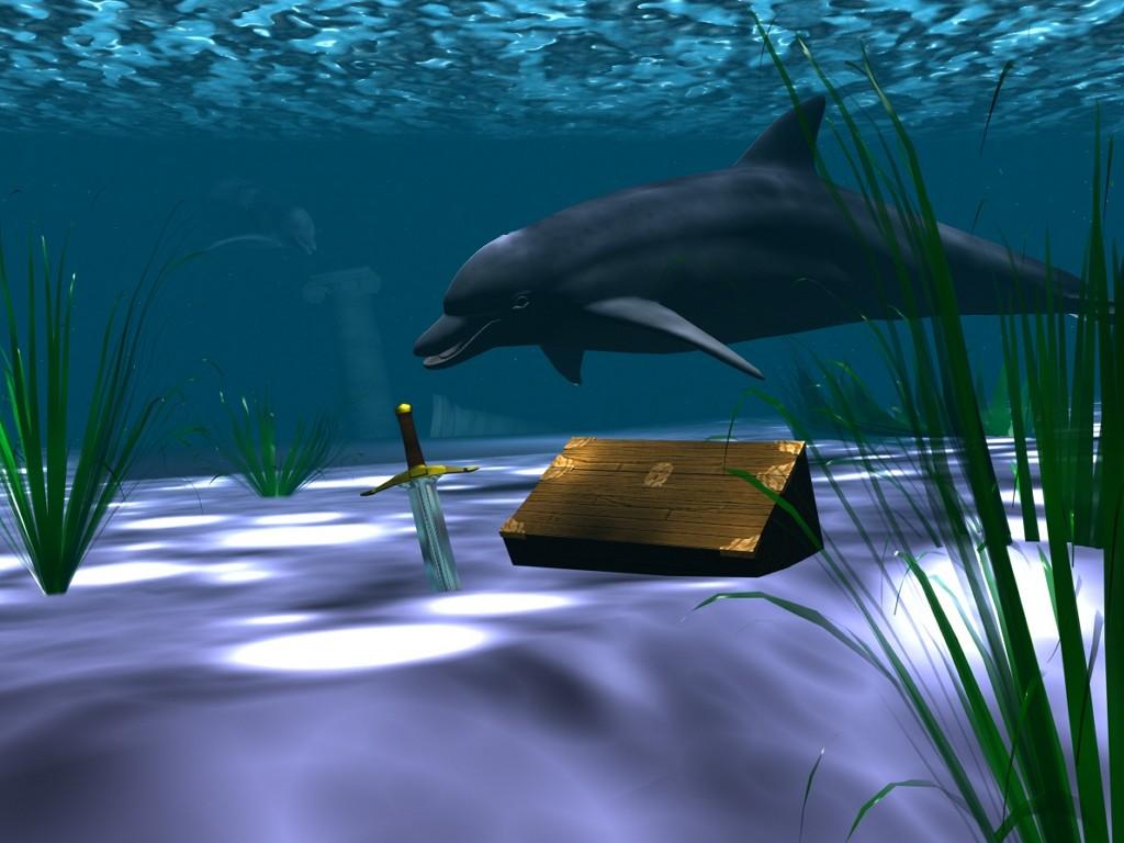 Легкий, картинки дельфинов анимации