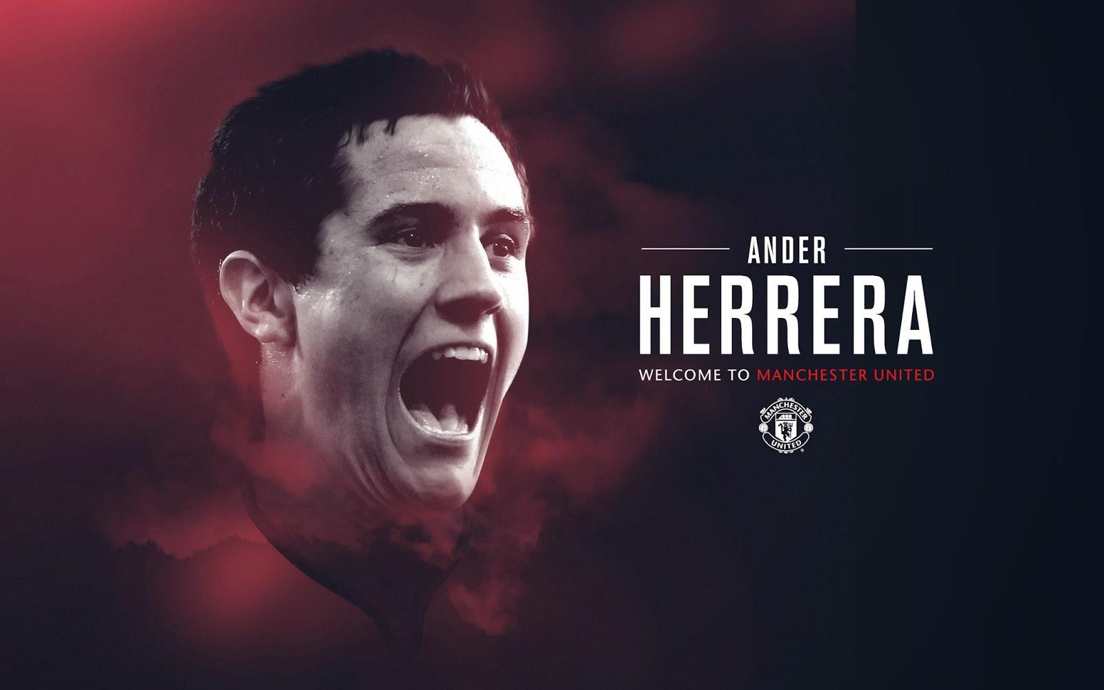 Herrera MUFC Wallpaper 2015 1600x1000