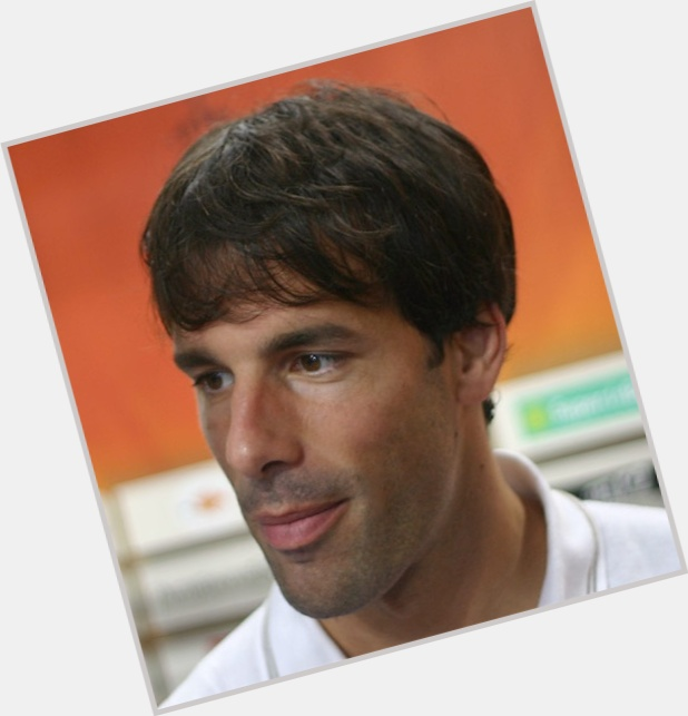 Ruud Van Nistelrooy Official Site for Man Crush Monday 618x643