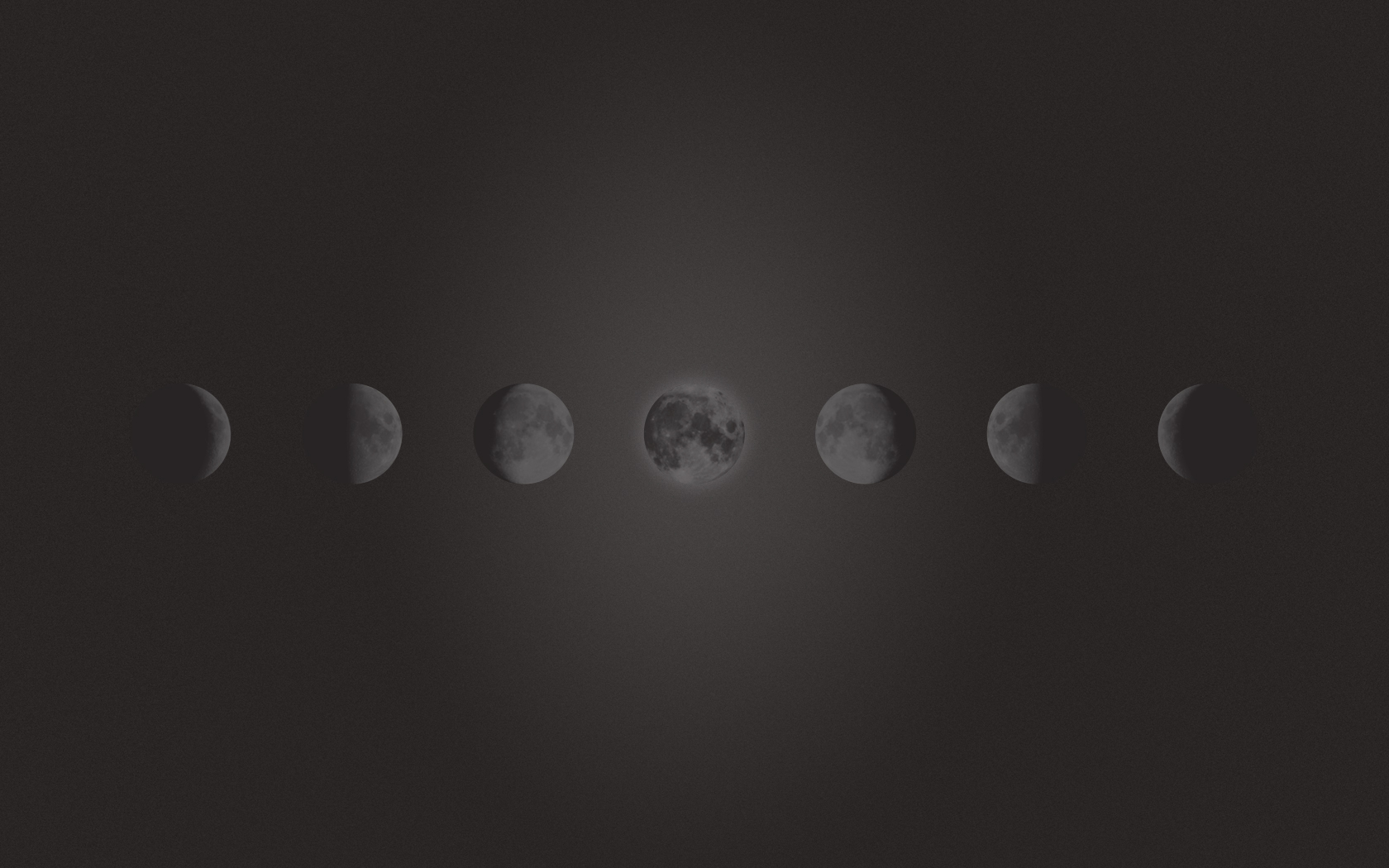 Freebie   Phases Of The Moon Wallpaper   Maddison Designs 1680x1050