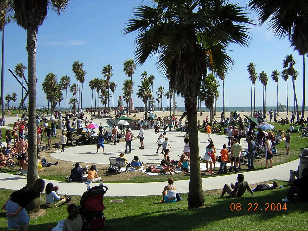 Venice Beach Wallpaper 1280x960