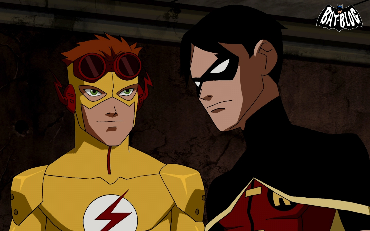 YOUNG JUSTICE Image Episode This Saturday   Wallpapers and Teaser 1440x900